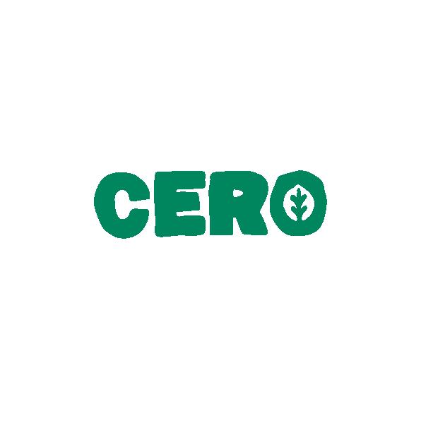 Diseño de logotipo para Cero Residuos.Diseño de Pedro Franquet Creativity